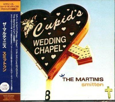 K - THE MARTINIS - SMITTEN - 日版 +5BONUS - NEW