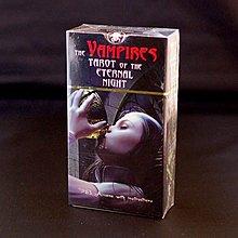 【馨閣塔羅】The Vampires Tarot of the Eternal Night 吸血鬼永恒之夜塔羅牌 (永夜吸血鬼塔羅牌)