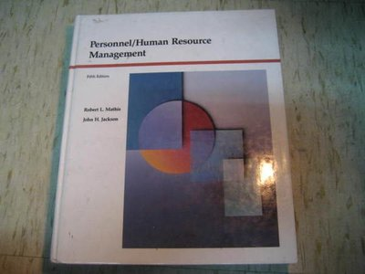 Personnel / Human Resource Management --第5版 / ISBN:0-314-62317-5