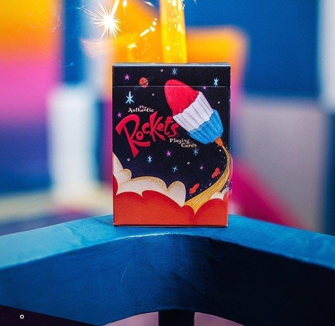 【USPCC撲克】ROCKET Playing Cards