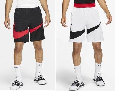 NIKE 2020 SS 白色 白黑 黑色 黑紅 大勾勾 籃球褲 短褲 BV9386-100 010 請先詢問庫存