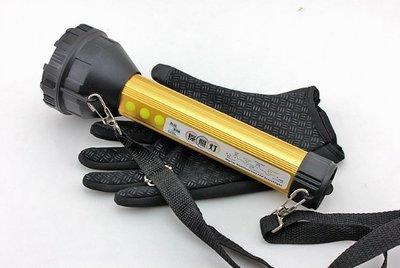 手电筒多功能探照灯露营灯超亮远 户外可充电强光续航白光爆闪可当台灯用野營騎行便攜手電筒