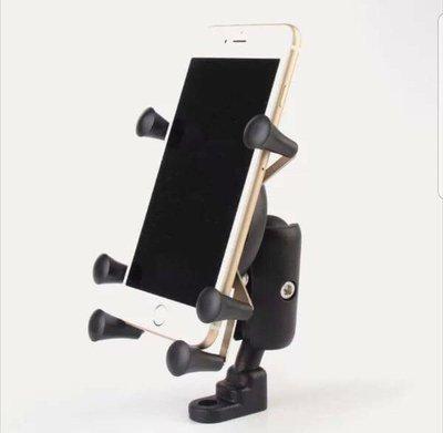 【EC數位】新款 六角 手機架 機車 摩托車 抓怪神器 導航 手機支架 防摔 腳踏車