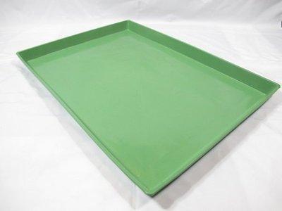 【優比寵物】2尺(2呎)摺疊籠/折疊籠專用《綠色》塑膠底盤/便盆/尿盤/屎盤/便溺盤/便盤-優惠價--
