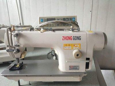 龍妹家 縫紉機二手電腦直驅縫紉機重機平車工業家用全自動機器兄弟杰克重工中捷