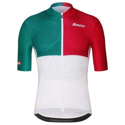 美國代購 SantiniLa Vuelta 2018 Pais Vas 吊帶車褲 成套車衣 小帽手套 XS~XL 可團購