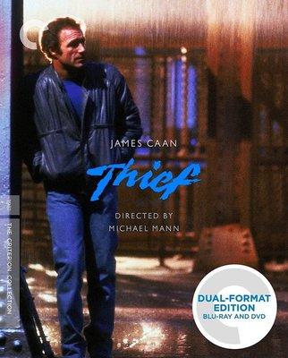 【藍光電影】小偷 Thief  46-077