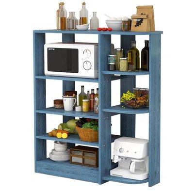 (訂貨價 $399)90cm寬 微波爐架 廚房置物架 收納架 櫥櫃 碗櫃 微波爐架 層架 Kitchen Cabinet