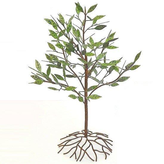 《齊洛瓦鄉村風雜貨》日本zakka雜貨 復古仿舊小樹擺飾 玄關樹造型擺飾裝飾 居家佈置 店家擺飾