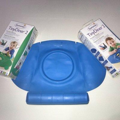 美國 Summer Tiny Diner 2 可攜式防水學習餐墊