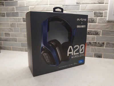 全新 ASTRO A20 Wireless 無線遊戲耳機麥克風 [COD決勝時刻聯名版]