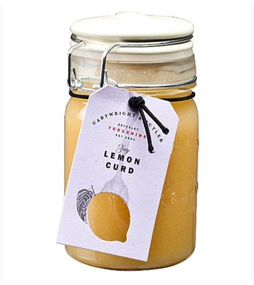 (預購)英國CARTWRIGHT & BUTLER Lemon curd 290g 檸檬果醬