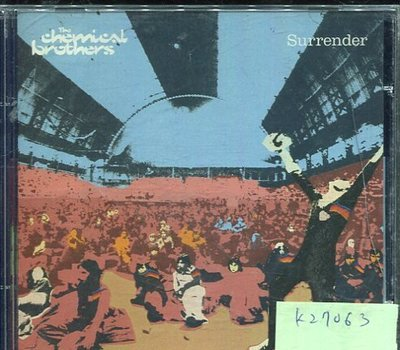 *真音樂* THE CHEMICAL BROTHERS / SURRENDER 二手 K27063