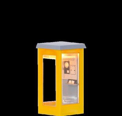 傑仲 博蘭 公司貨 BRAWA 燈具組 Telephone Box 5441 HO