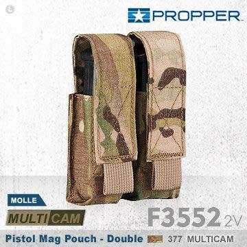【IUHT】PROPPER Pistol Mag Pouch - Double 手槍彈匣套(雙套)