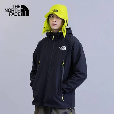 The North Face S21 JAN NEW ARRIVAL 5AVY 防風連帽外套 兩色