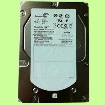 5Cgo【權宇】希捷三年保固專區Cheetah 15K.7 ST3600057SS 600GB 3.5吋SAS硬碟 含稅
