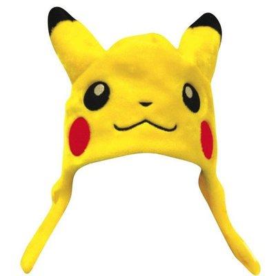 尼德斯Nydus~* 日本正版 精靈寶可夢 神奇寶貝 Pokemon 皮卡丘 帽子 圍巾 頭巾 cosplay