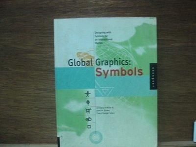【愛悅二手書坊 06-42】Global Graphics Symbols