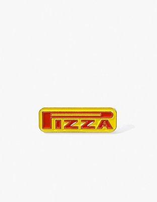 [KUTINAWA] PIZZA SKATEBOARDS PIN 別針