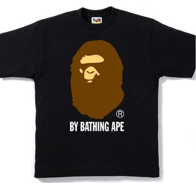 【日貨代購CITY】A BATHING APE BY BATHING TEE 猿人頭 LOGO 短TEE BAPE 現貨