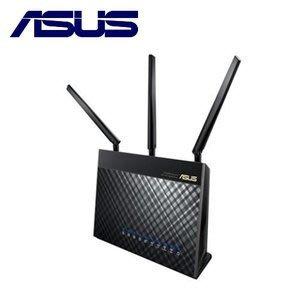 【開心驛站】RT-AC68U 雙頻 AC1900 Gigabit 分享器C1 華碩3年保固