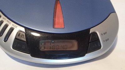 泰瑞CD隨身聽,CD隨身聽,CD播放器,隨身聽,播放器~TERA CD隨身聽(功能正常)