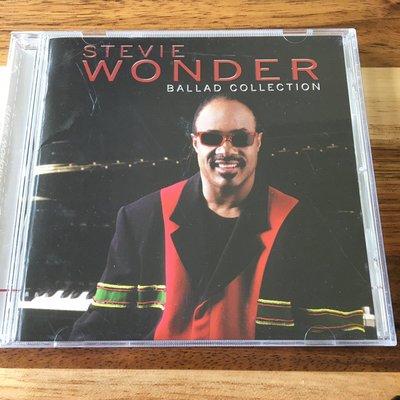 [老搖滾典藏] Stevie Wonder-Ballad collection 日版台製精選輯
