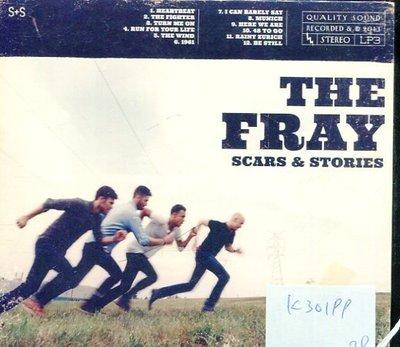 *真音樂* THE FRAY / SCARS & STORIES 二手 K30199