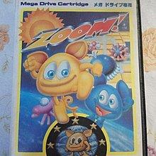Mega Drive MD Zoom 1989年 日版