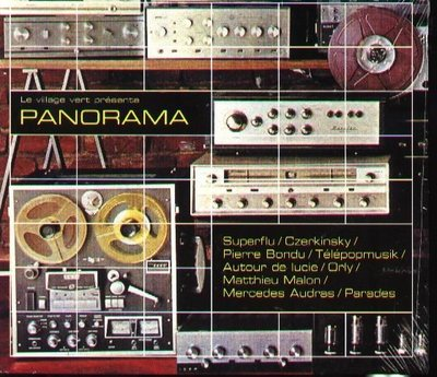 K - Compilation - PANORAMA Le Village Vert - 日版 - NEW