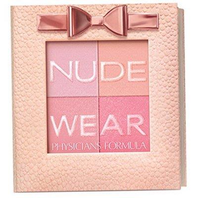 【蓋亞美舖】預購Physician's Formula Nude Wear璀璨裸色腮紅盤 修容 自然 / 玫瑰 兩色號