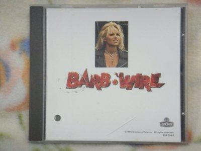 未來帝國 Barb Wire 電影原聲帶 (1996年發行)