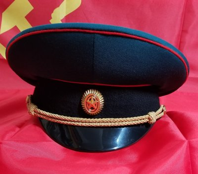 2010 Russian Armed Forces Army Technical Officer Parade Uniform Peaked Cap