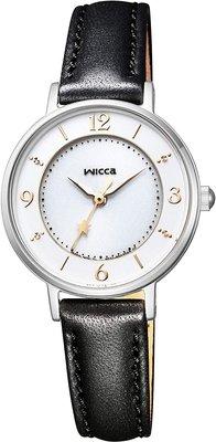 日本正版 CITIZEN 星辰 WICCA KP3-465-10 女錶 女用 手錶 太陽能充電 日本代購