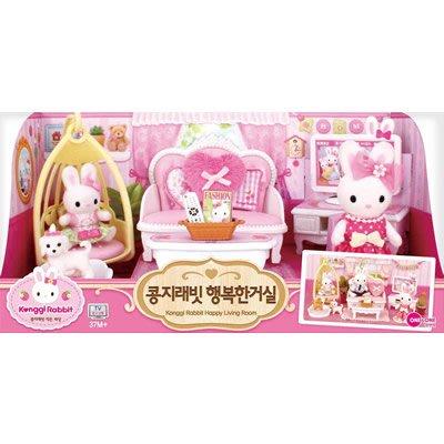 伯寶代理  兔寶家族-歡樂各廳組 原價1099元
