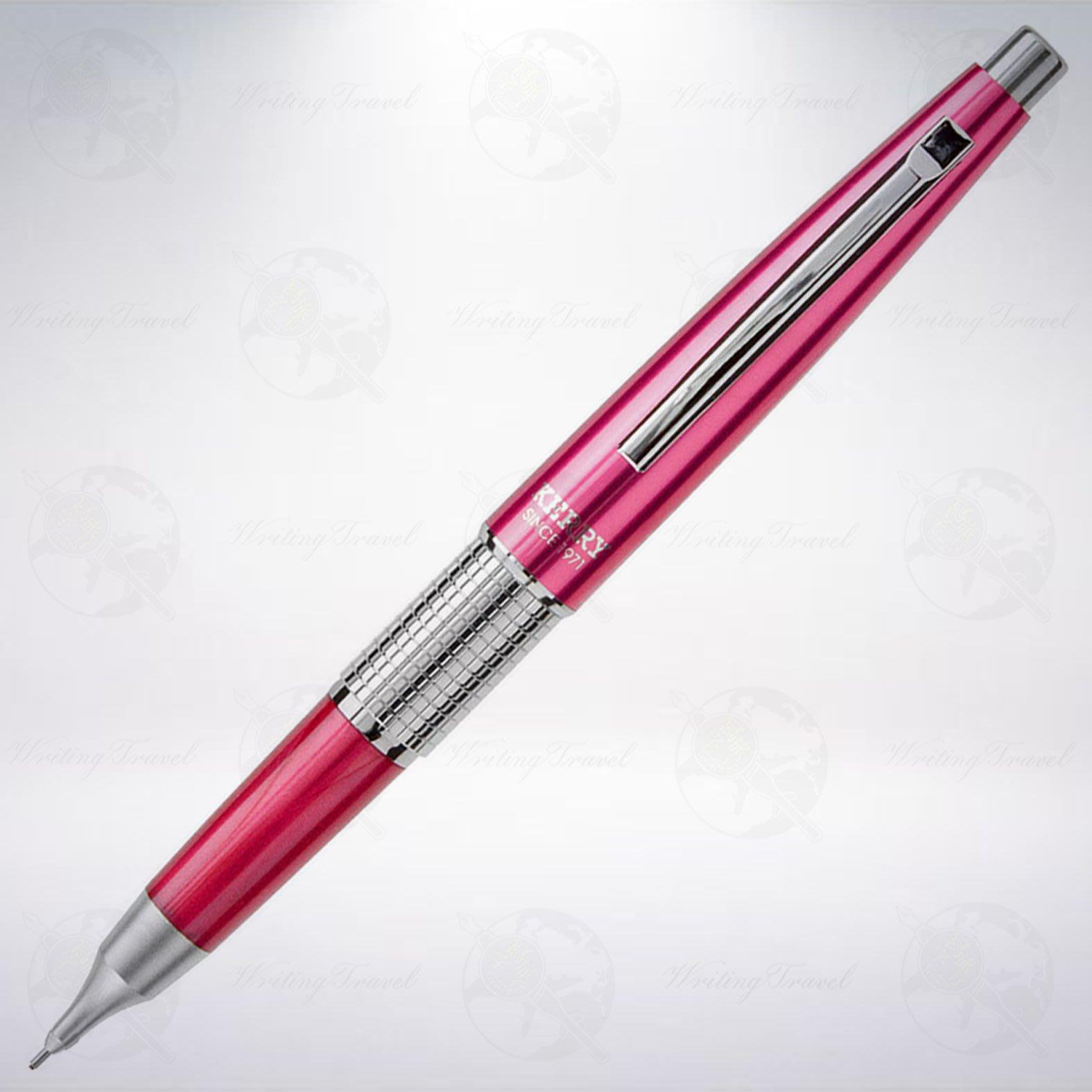 日本 Pentel 万年CIL (Kerry, ケリー) 日本限定款自動鉛筆: 粉紅色/Pink