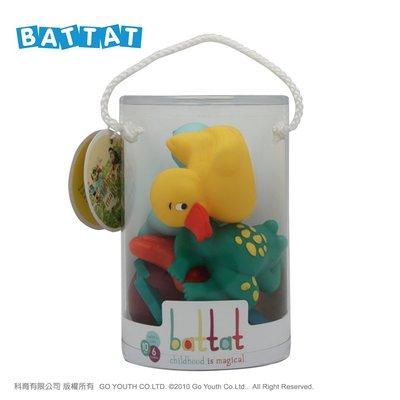 【魔法世界】【美國B.Toys感統玩具】《 BATTAT 》洗澡玩具 - 水族館