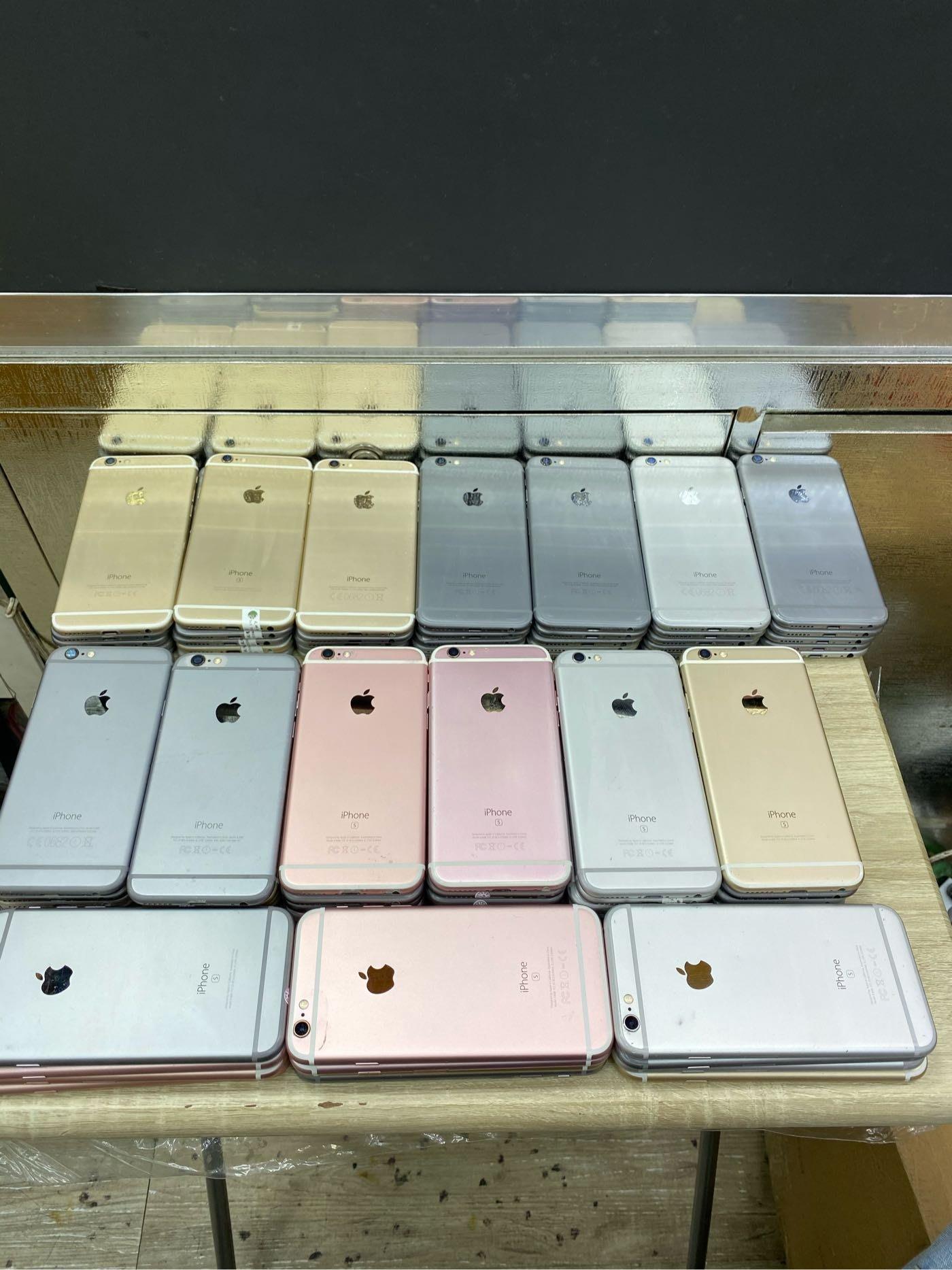 免運實體店面 iPhone 6s 16G 另售 IOS10.3  IOS9 越獄版本 5s i6 SE 16G 32G 64G i7 32G 128G i8