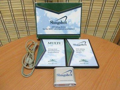 康榮科技二手測試儀器領導廠商 (ADCC) Advance Data Controls Corp. Slingshot