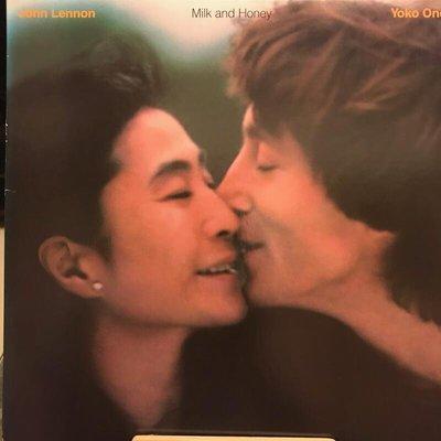 (日版 ) John Lennon & Yoko Ono – Milk And Honey