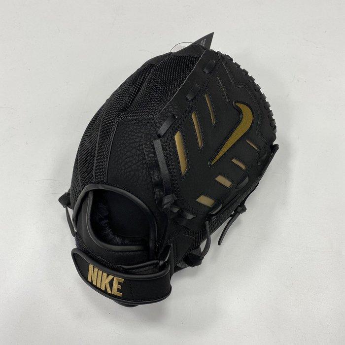 【一軍棒壘專賣店-三重】NIKE 兒童 棒球手套 11.75 單片型 (1900) N1000293049A5
