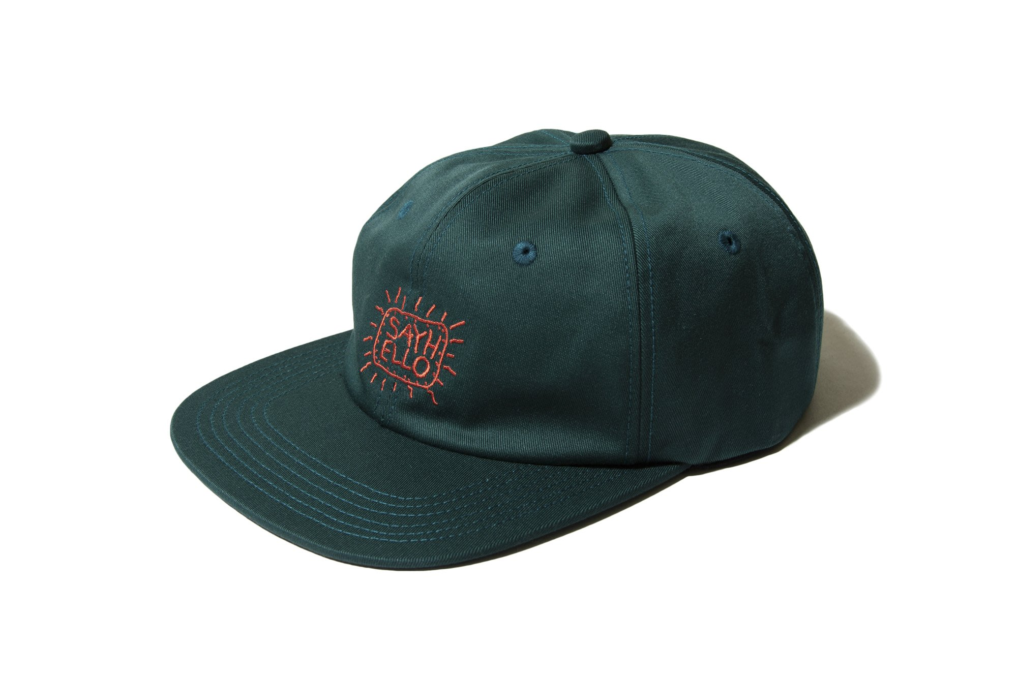 [ LAB Taipei ]  SAYHELLO  MICROSCOPIC B.B CAP  (Green)