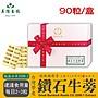 【美陸生技】3200:1台灣鑽石牛蒡精華膠囊(素...