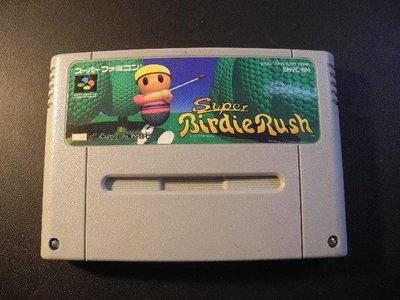 Super Birdie Rush 超級博蒂 高爾夫球賽 │Super Famicom│編號:G3