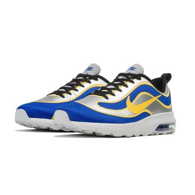 =CodE= NIKE AIR MAX MERCURIAL '98 QS 氣墊慢跑鞋(藍銀黃) 850649-470 男