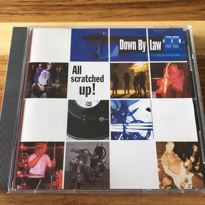 Down By Law-All Scratched Up