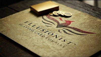 【USPCC撲克】Ellusion Colossal Luxury Close-Up Mat 迷你牌墊30*40CM