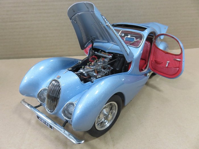 =Mr. MONK= CMC Talbot Lago Coupe T150 C-SS 1937-38