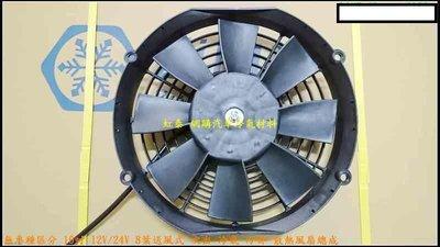 ALTIS WISH VIOS YARIS 10吋 12V 8葉 送風式 吹出 日本製 冷氣 冷卻 散熱風扇總成